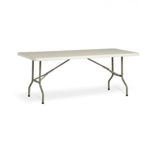 Rectangle Folding Table 2400