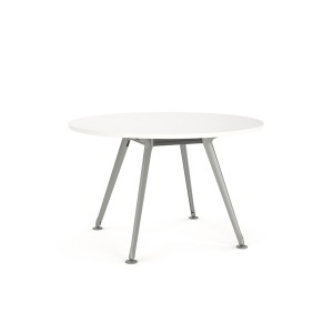 Team Table Silver Frame 1200