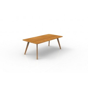 Sit Down Rectangular Table Ash
