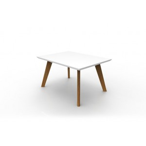 Relax Coffee Table Rectangular White