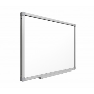Whiteboard Single Sided Lacquered Steel 600 x 600