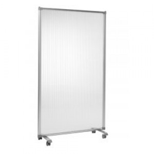 Free Standing Partitions Polycarbonate 900 x 1500