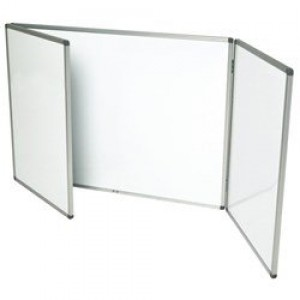 Whiteboard Display Cabinet 1200 x 1200