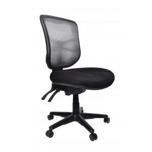 Buro Metro Chair - Black Nylon Base