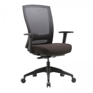 Buro Mentor  Arm Chair Black Base