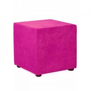 Chair Solutions - Ottoman 450 Cube - Synthetic Fabric