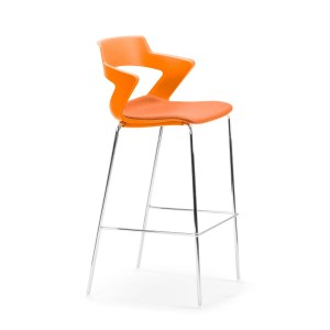 Zen Stool With Seat Pad