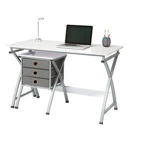 Brenton Desk - White