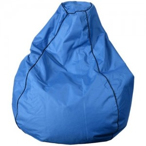 Kura Bean Bag - Blue