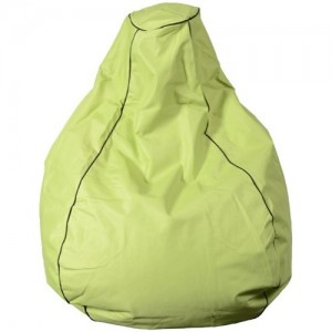 Kura Bean Bag - Lime