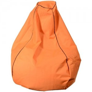 Kura Bean Bag - Orange