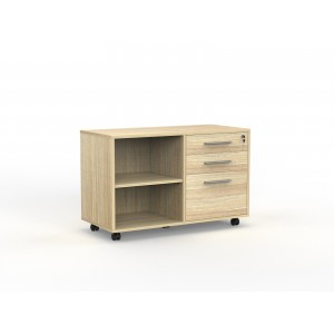Cubit System Caddy Atlantic Oak