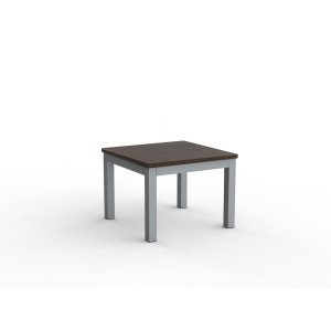 Cubit Coffee Table 600 x 600 Dark Oak