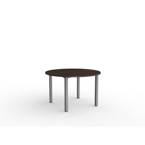 Cubit Meeting Table Dark Oak 1200