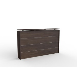 Cubit Reception Facade 1800 Dark Oak