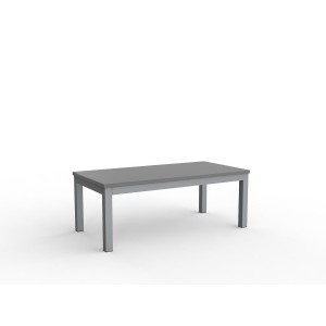 Cubit Coffee Table 1200 x 600 Silver