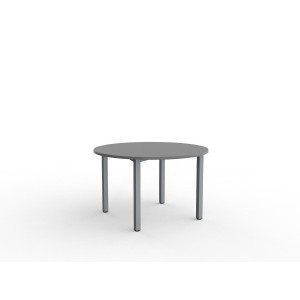Cubit Meeting Table Silver 1200