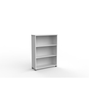 Cubit Bookcase 1200H White