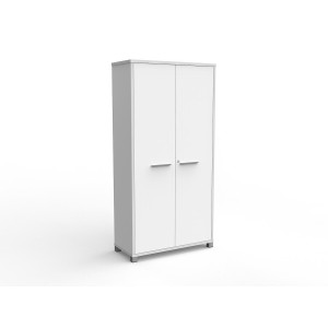 Cubit 1800H Cupboard White