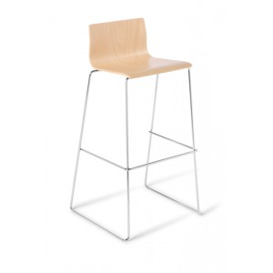 EOS Cruise Bar Stool Beech