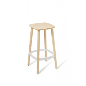 Babila Stool Bench Bleached Ash - 650mm
