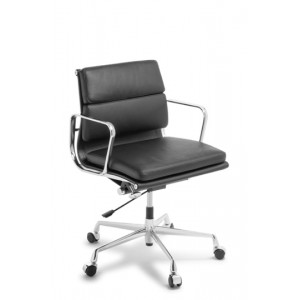 EOS Eame Executive Midback Soft Pad Leather