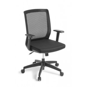 EOS Media Boardroom Mesh Chair