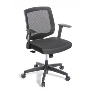 EOS Media Meeting Mesh Back Chair