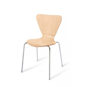 Cafe' Circus Chair Beech