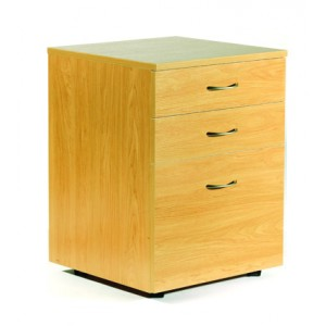 Ergoplan Std 2 Drawer and File Mobile Pedestal