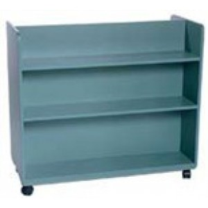 Double Sided Mobile Shelf Unit SL3