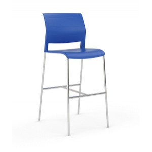 Game Stool Indigo