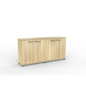 Cubit 1800W Credenza Atlantic Oak