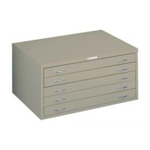 Plan Cabinet A1-5 Drawer