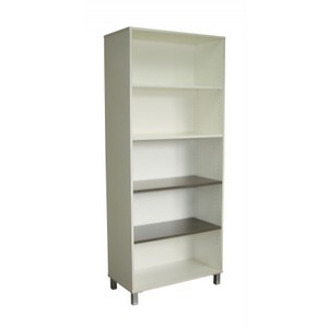 Tall Bookcase Unit 5 Tier