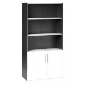 Pulse Wall Case Cupboard White