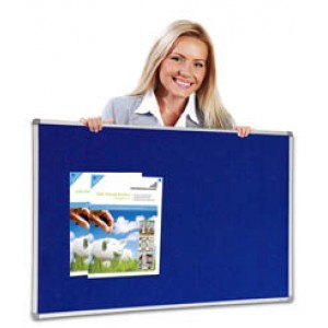 Fabric Pinboards - Rapid Dispatch Colours