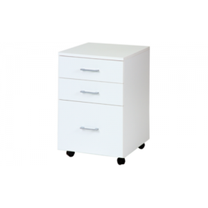 NZ LookSmart Cube Mobile - 1 File + 2 Drawers - Non-locking